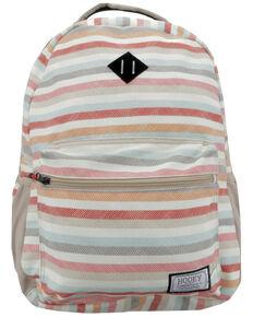HOOey Recess Serape Stripe Backpack, Cream, hi-res