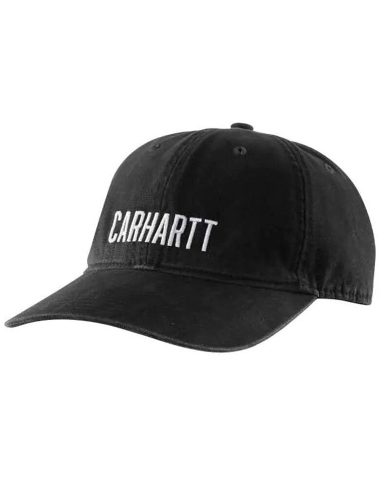 Carhartt Men's Force Full Back Canvas Logo Ball Cap , , hi-res