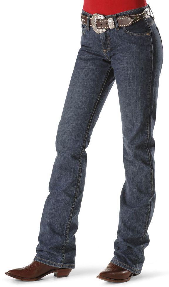 Wrangler Jeans - Q-Baby Ultimate Riding - Plus, Tuff Buck, hi-res