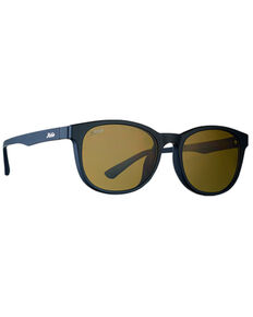 Hobie Bells Satin Black Sightmaster Sunglasses, Black, hi-res