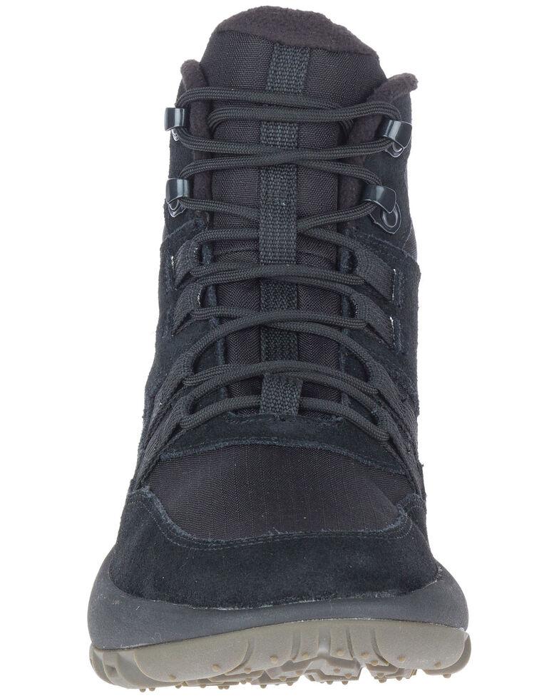 Merrell Men's ATB Polar Waterproof Hiking Boots - Soft Toe, Black, hi-res