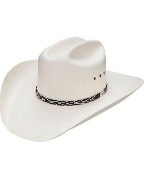 Resistol Men's 10X Alvarado Stud Cowboy Hat, Natural, hi-res
