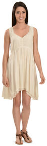 Black Swan Victoria Dress, Dove Grey, hi-res