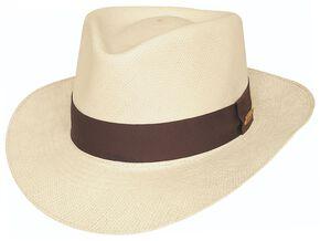 Bullhide Traveler Palm Leaf Straw Hat, Natural, hi-res