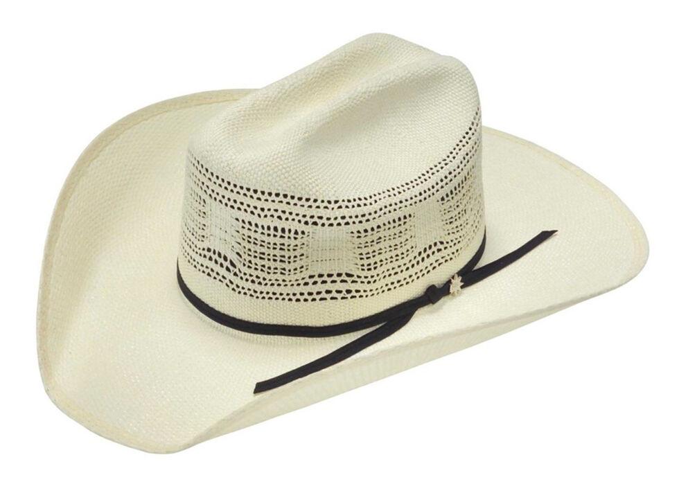 Bailey Desert Breeze Straw Cowboy Hat, Ivory, hi-res