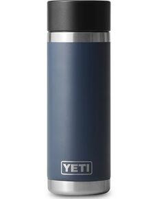 Yeti Rambler 18 Oz Hotshot Navy Bottle, Navy, hi-res