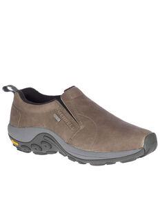 Merrell Men's Jungle Waterproof Hiking Shoes - Soft Toe, Tan, hi-res