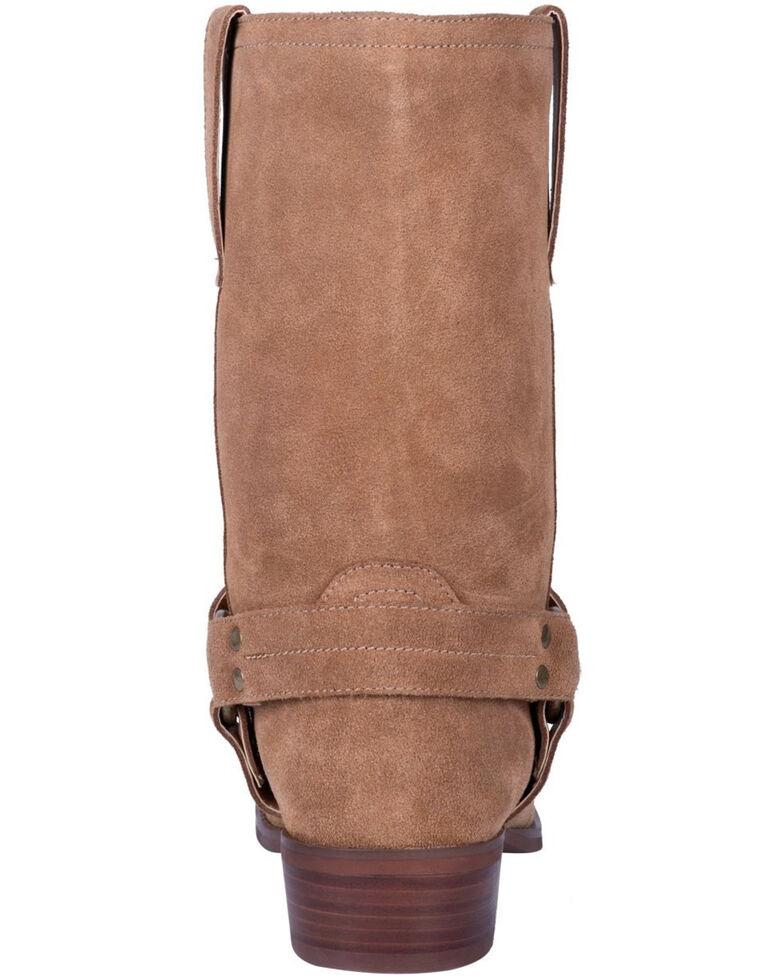 Dingo Men's Buster Fashion Boots - Narrow Square Toe, Brown, hi-res