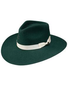 Charlie 1 Horse Women's Green Highway Western Wool Hat , Green, hi-res