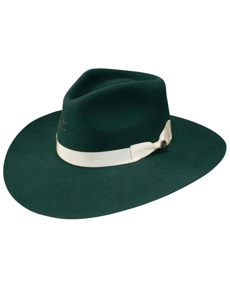 Charlie 1 Horse Women's Green Highway Western Wool Hat , , hi-res