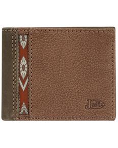 Trenditions Men's Brown Card Case Wallet, Brown, hi-res