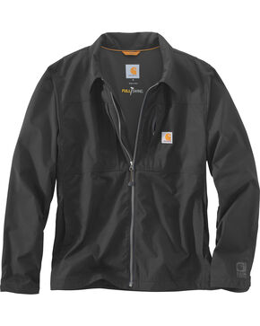 Carhartt Men's Black Full Swing Briscoe Jacket, Black, hi-res