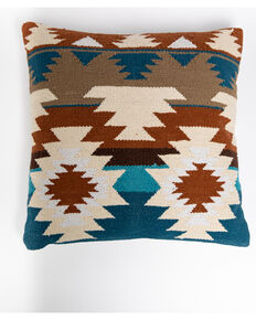 BB Ranch Fall Serape Aztec Pillow, Multi, hi-res