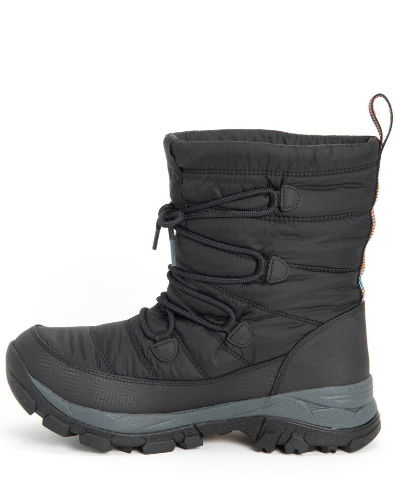 Muck Boots Women's Arctic Ice AG Nomadic Hiking Boots - Soft Toe, Black, hi-res