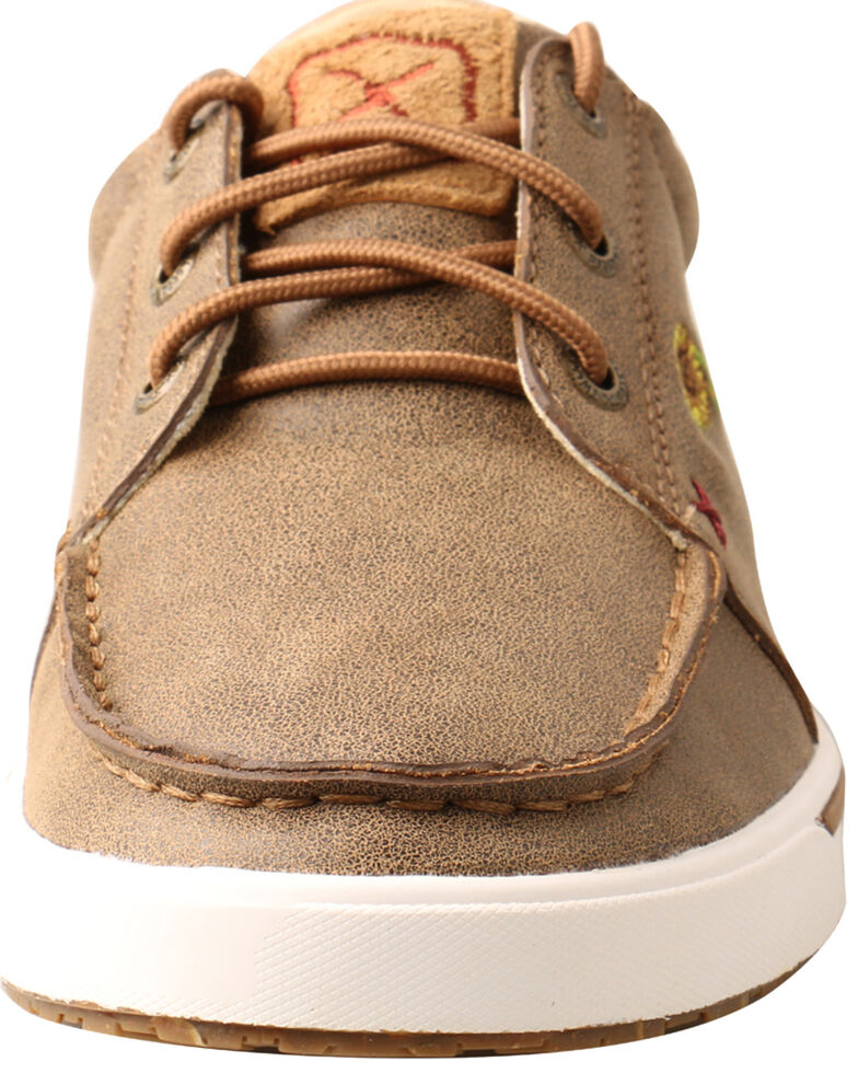 Twisted X Women's Sunflower Casual Shoes - Moc Toe, , hi-res