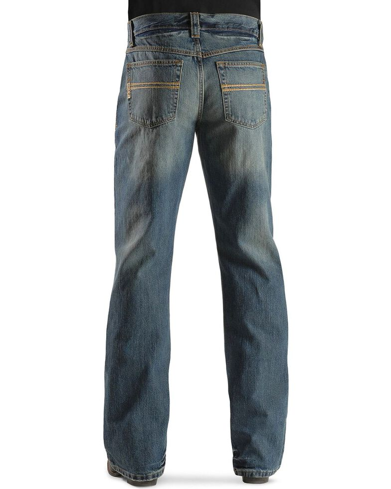 Cinch Jeans - Carter Relaxed Fit - Tall, Med Stone, hi-res