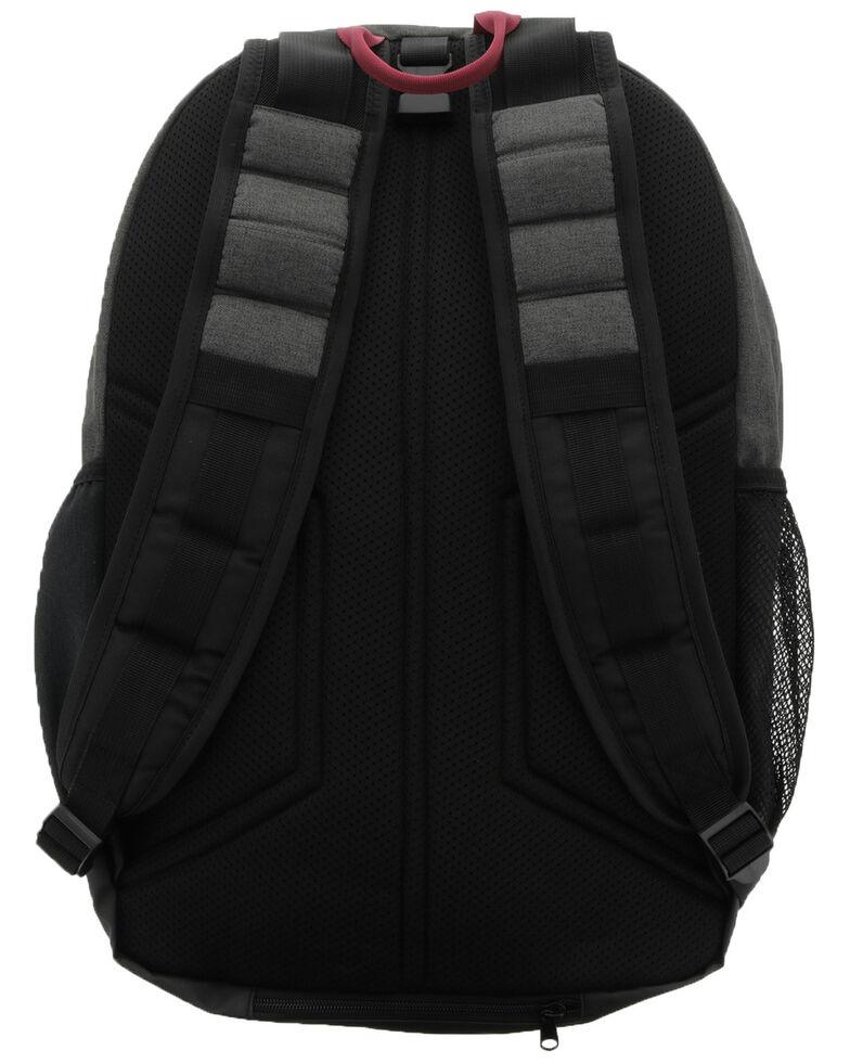 HOOey Ox Black Aztec Backpack, Black, hi-res