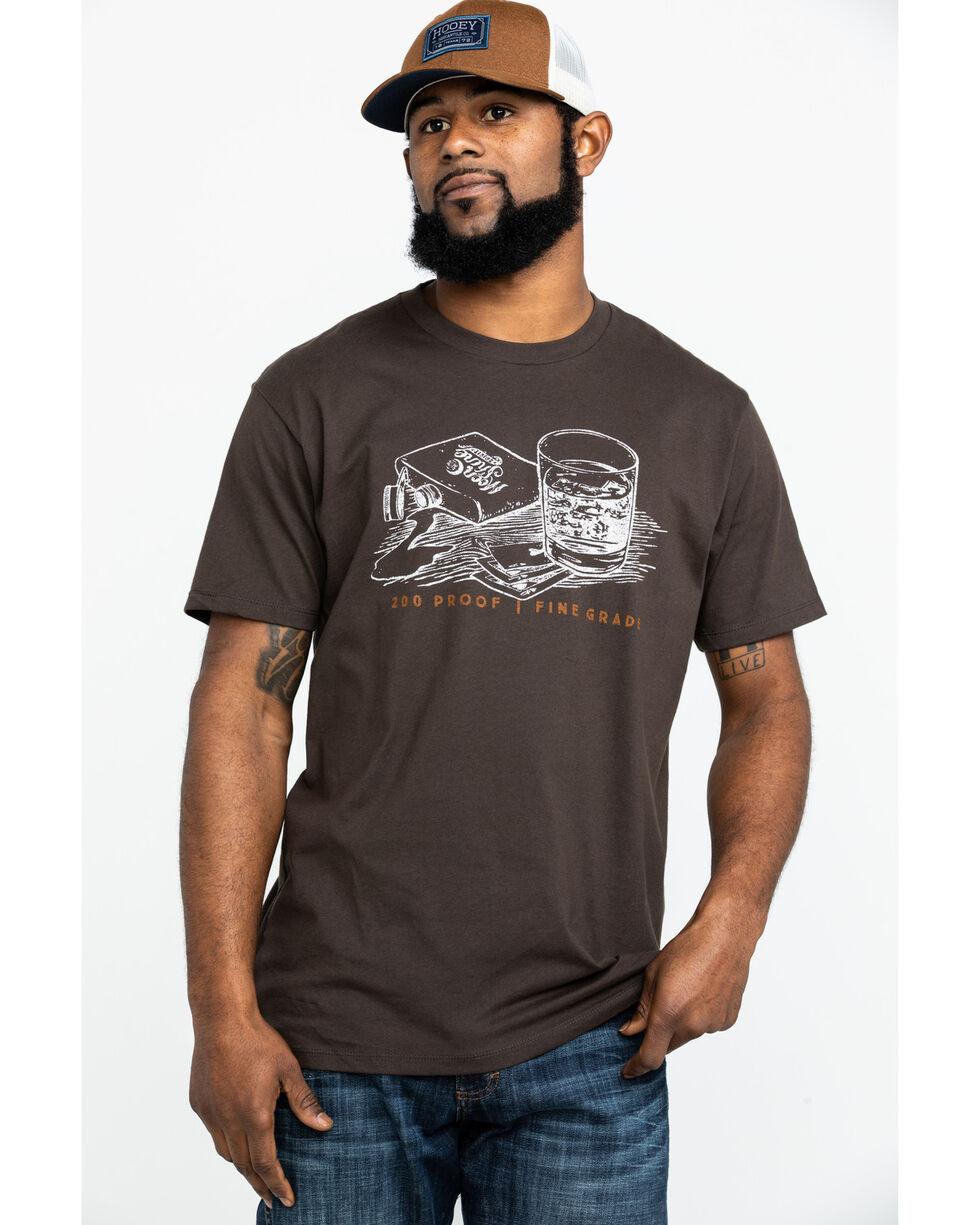 Moonshine Spirit Men's Drifter Graphic T-Shirt , Brown, hi-res