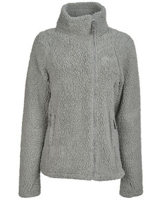 STS Ranchwear Women's Fireside Sherpa Jacket - Plus, Blue, hi-res