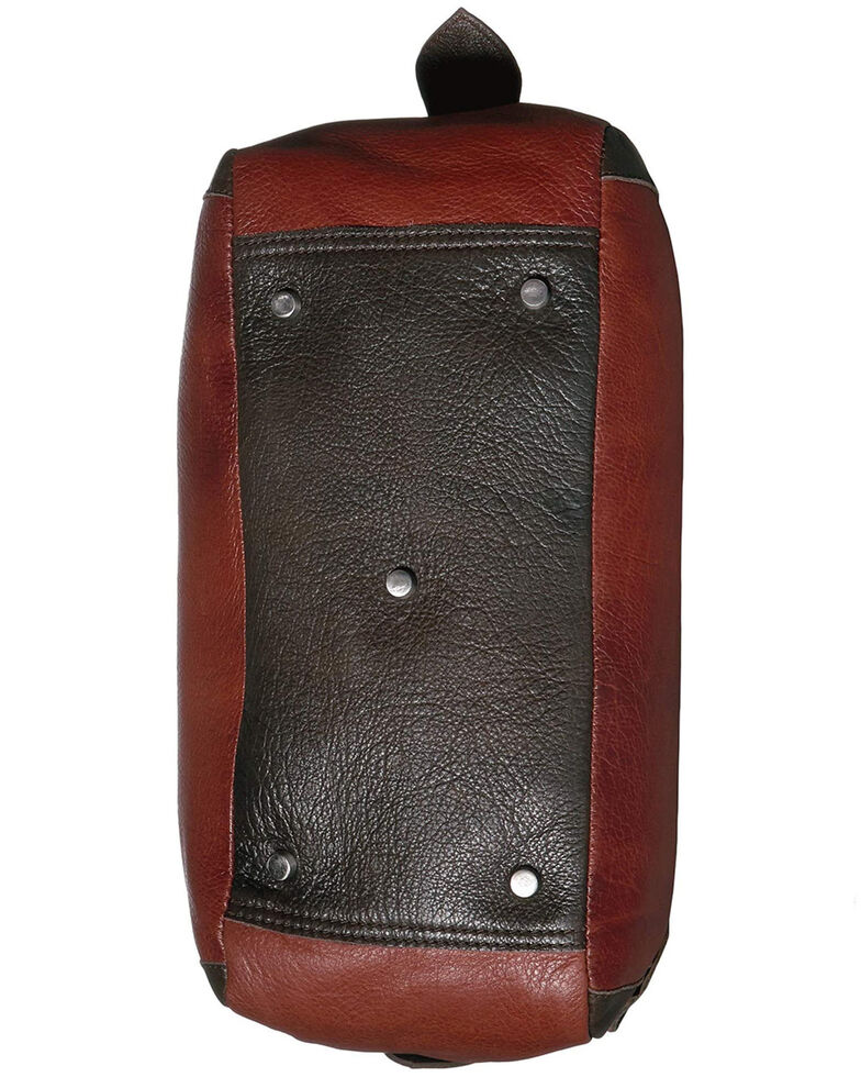 STS Ranchwear Women's Combo Purse, Red/brown, hi-res