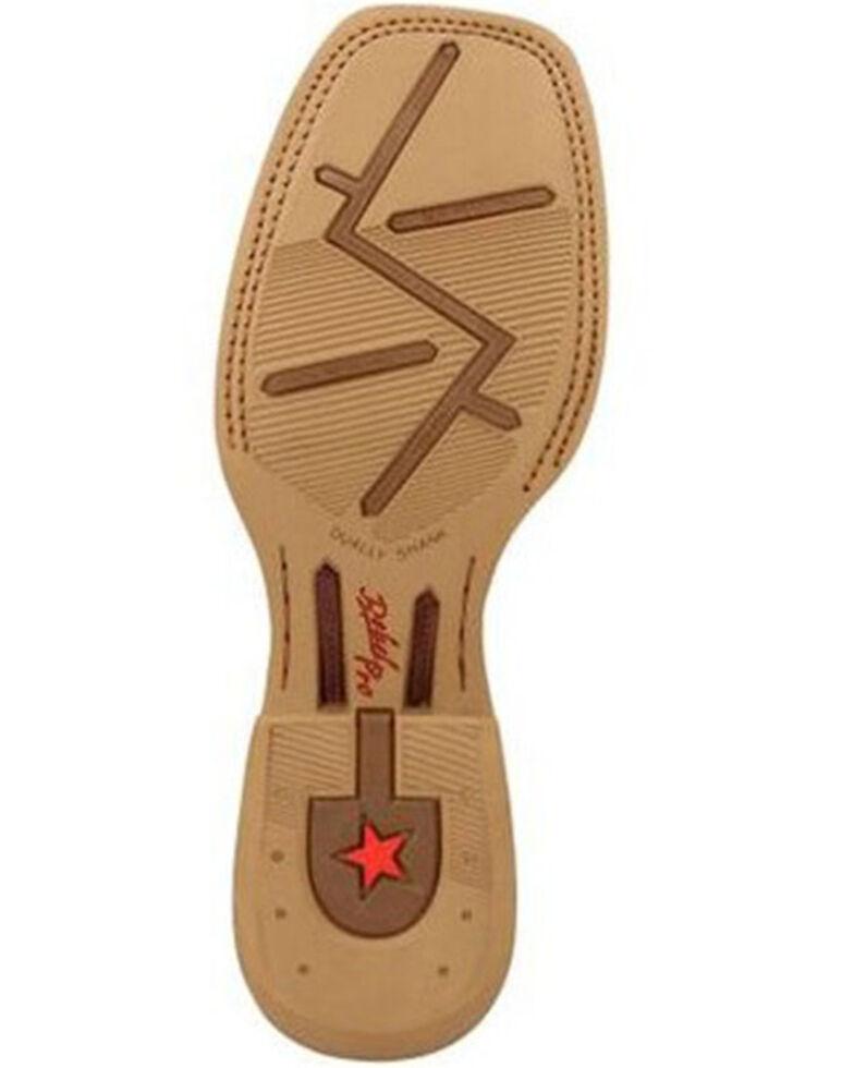 Durango Men's Walnut Western Boots - Square Toe, Brown, hi-res