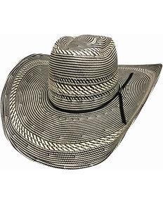 3455e22e Bullhide Men's The Guru 100X Shantung Panama Straw Cowboy Hat