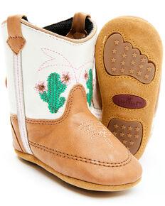 Cody James Infant Boys' Cactus Poppet Boots, Ivory, hi-res