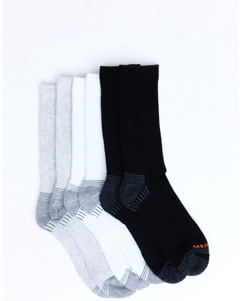 Merrell Men's Repreve Crew Sock - 3 Pack, , hi-res