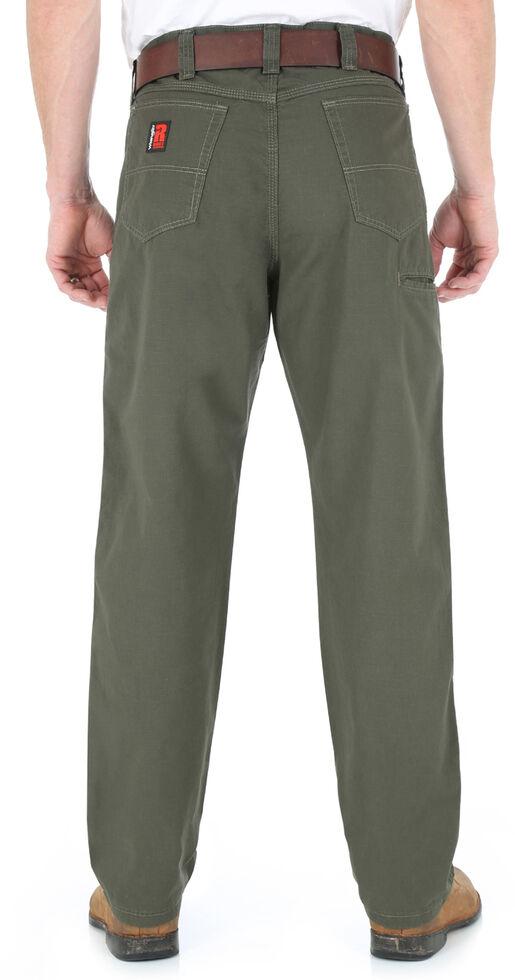 Wrangler Riggs Men's Loden Technician Work Pants, Loden, hi-res