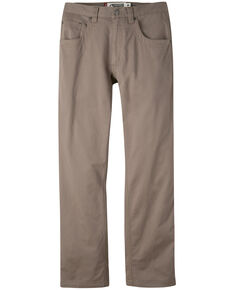 Mountain Khakis Men's Light Brown Camber Slim Commuter Pants , Light Brown, hi-res