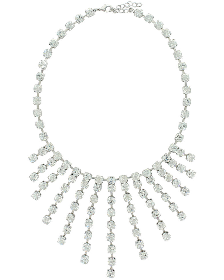 Montana Silversmiths Women's All That Glitters Necklace, Silver, hi-res