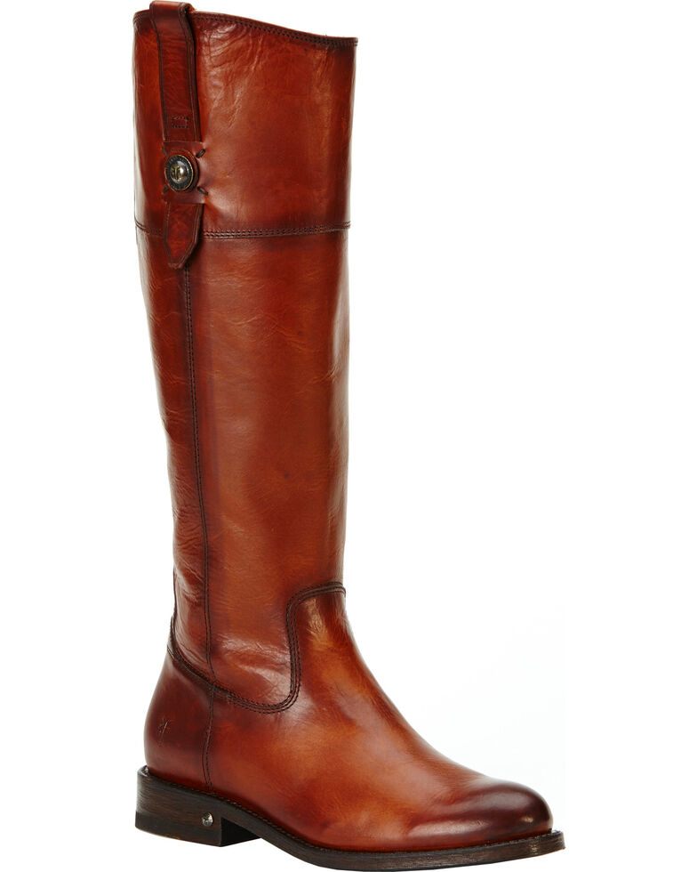 Frye Women s Redwood Jayden Tall Button Boots - Round Toe - Country ... c8b512745