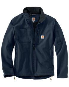 Carhartt Men's Navy Rough Cut Jacket, Navy, hi-res