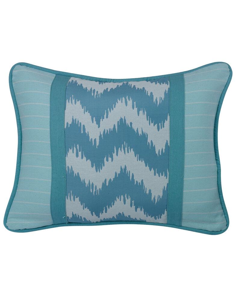 HiEnd Accents Chevron Print Accent Pillow, Multi, hi-res