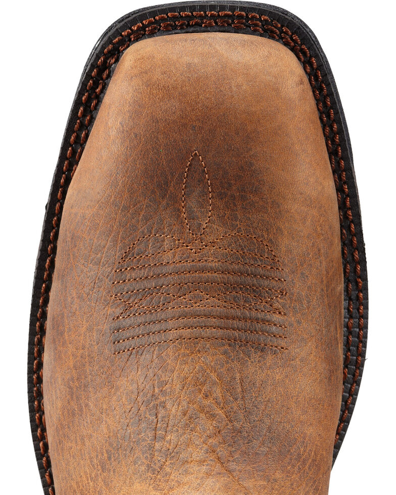 Ariat Workhog Mesteno Work Boots - Composite Toe, Earth, hi-res