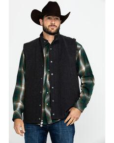 Outback Trading Co. Men's Oaks Vest , Black, hi-res