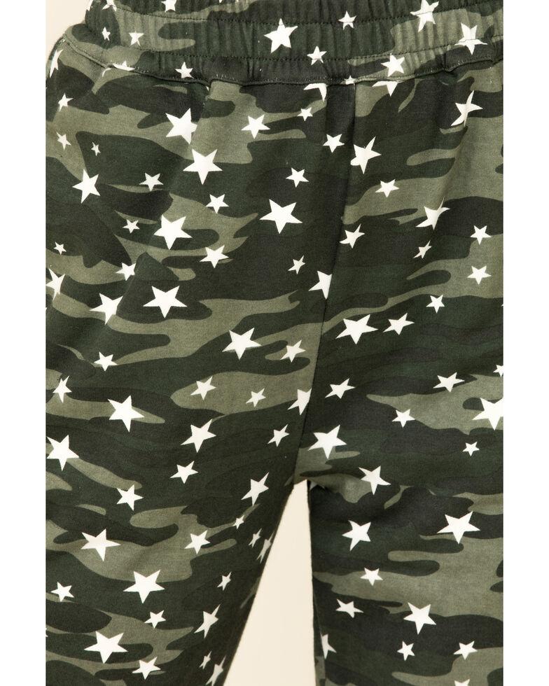 Velvet Heart Women's Green Camo Jogger Pants, Green, hi-res