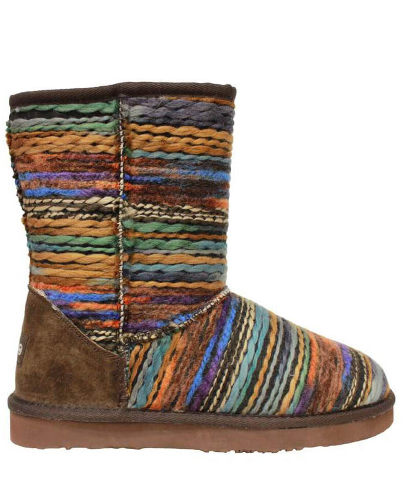 "Lamo Footwear Women's 9"" Juarez Boots, Chocolate, hi-res"