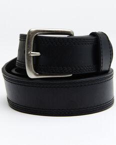 Hawx Men's Apache Triple Stitch Work Belt, Black, hi-res