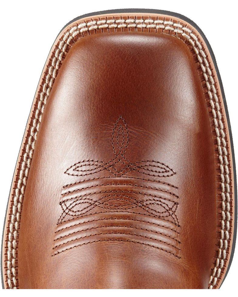Ariat Sport Cowboy Boots - Square Toe, Cedar, hi-res