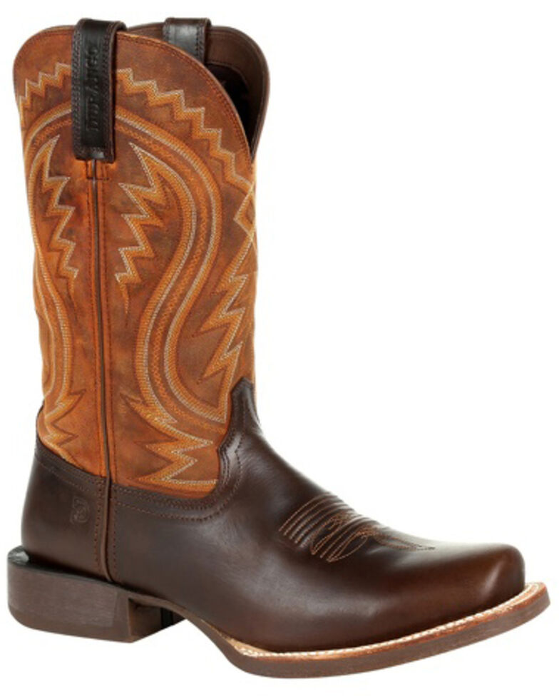 Durango Men's Rebel Pro Cimarron Brown Western Boots - Round Toe, Brown, hi-res
