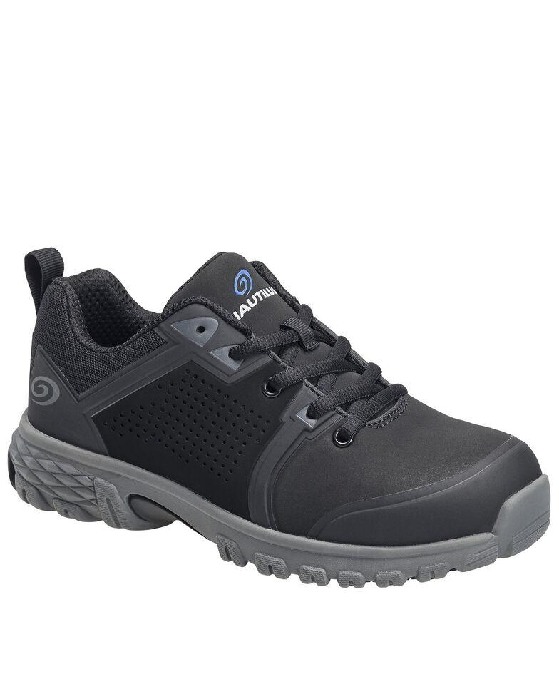 Nautilus Women's Black Zephyr Work Shoes - Alloy Toe, Black, hi-res
