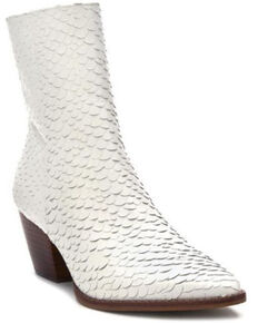 Matisse Women's Caty Fashion Booties - Pointed Toe, White, hi-res