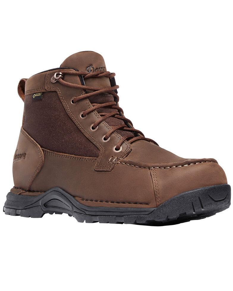 "Danner Men's Sharptail 4.5"" Waterproof Boots - Round Toe, Dark Brown, hi-res"