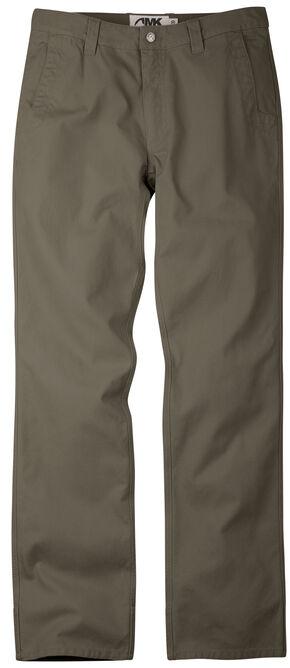Mountain Khakis Men's Light Brown Original Slim Fit Pants, Light Brown, hi-res