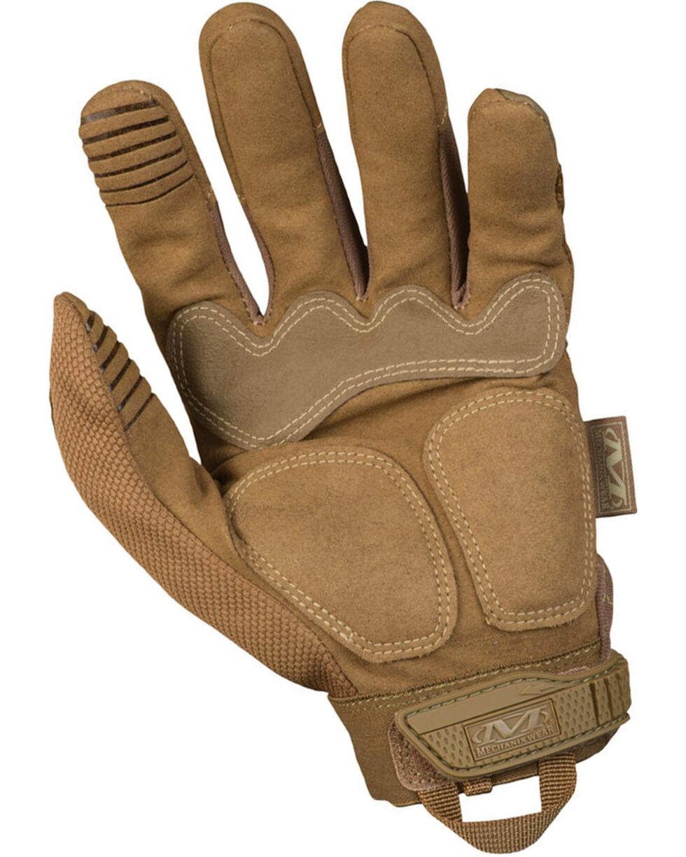 Machanix Wear M-Pact Coyote Gloves , Tan, hi-res