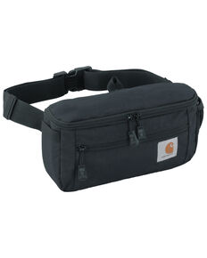 Carhartt Cargo Hip Bag, Black, hi-res
