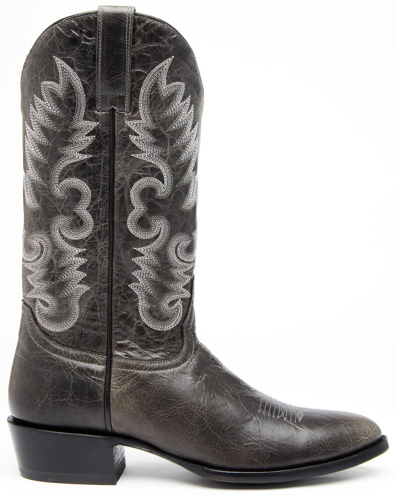Cody James Men's Blackfish Western Boots - Round Toe, Black, hi-res