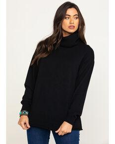 Rag Poets Women's Fort Greene Sweater, Black, hi-res