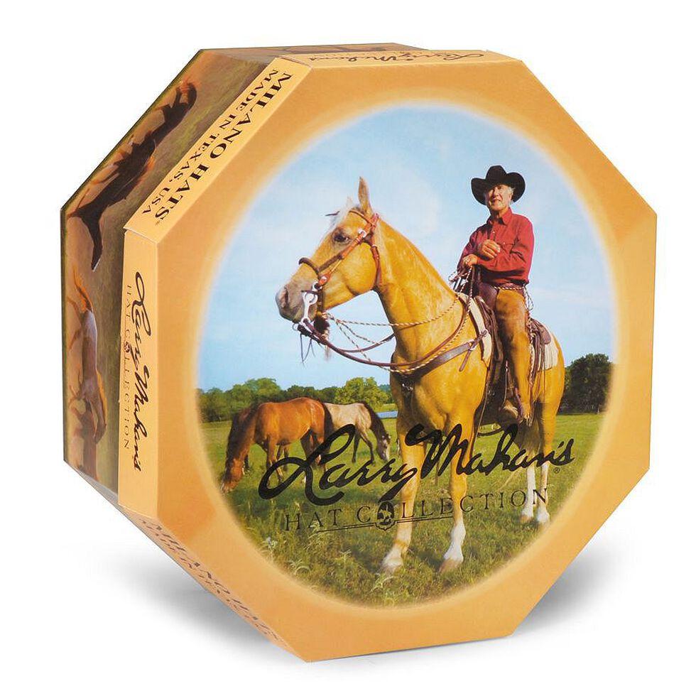 Larry Mahan Platinum Independencia 100X Fur Felt Cowboy Hat, Platinum, hi-res